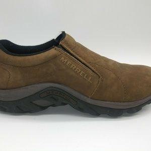Merrell Jungle Moc Slip On Hiking Shoe 7.5 Outdoor